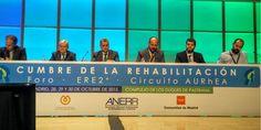 Acto de inauguración Cumbre de la Rehabilitación #cumbrerahabilitación