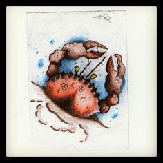 Crab, cancer