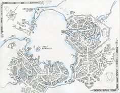 A website and forum for enthusiasts of fantasy maps mapmaking and cartography of all types. We are a thriving community of fantasy map makers that provide tutorials, references, and resources for fellow mapmakers. Fantasy Map Maker, Fantasy City Map, Imaginary Maps, Village Map, Rpg Map, D&d Dungeons And Dragons, Dungeon Maps, Fantasy Setting, Map Design
