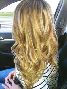 I got blonde highlights but mixed with my nautral hair color brown i need to get ,y hair done again my roots are showing!