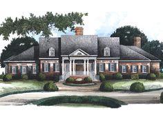 House Plan - Norfolk Ridge - Stephen Fuller, Inc.