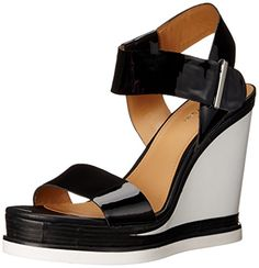 1ebb94202fb7 Calvin Klein Women s Padrina Wedge Sandal   Discover this special product