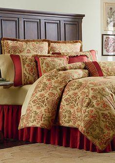Verona Jacobean Floral Bedding By J Queen New York