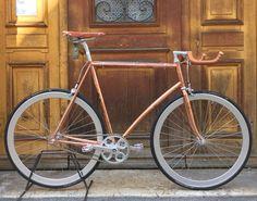 GOrilla LAMA Copper Custom Bike with Nitto, Paul and FS-Track components