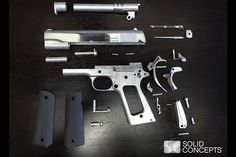 browning 1911 3d printing - Buscar con Google