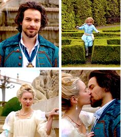 Aramis, Anne, and the Dauphin | BBC Musketeers | Season 3 | We Are the Garrison | 3x10