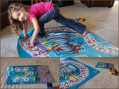 Dr. Seuss Super Stretchy ABC Game -- Think Twister for Preschoolers!  Review! #Games #Education