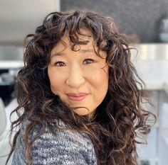 Sandra Oh, Cristina Yang, Jodie Comer, Beautiful Asian Women, Greys Anatomy, Asian Woman, Dreadlocks, Actresses, Celebrities