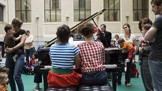 """Concierto para bebés """"Pía pía, piano"""". Los bebes disfrutaran de lo lindo con un espectáculo creado para ellos"""