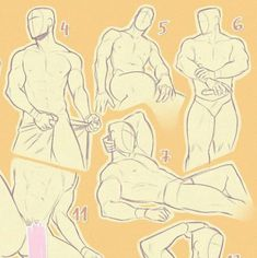 Body Reference Drawing, Guy Drawing, Drawing Reference Poses, Drawing Base, Body Drawing Tutorial, Anatomy Sketches, Sexy Drawings, Drawing Expressions, Art Poses