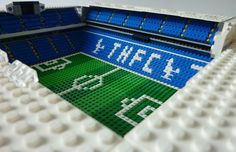 See amazing Lego versions of Anfield, Highbury, Goodison Park and more Premier League grounds Football Stadiums, Football Fans, Tottenham Football, Lego Sports, Liverpool Anfield, White Hart Lane, Goodison Park, Tottenham Hotspur Fc, Stamford Bridge