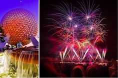 AD-Epcot at Disney World in Orlando, Florida