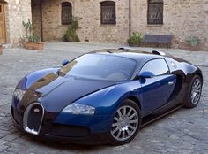 Bugatti Veyron--World's Costliest Car