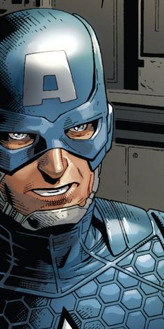 Captain America by Jim Cheung Comic Movies, Comic Book Characters, Marvel Characters, Comic Character, Comic Books Art, Comic Art, Marvel Comics, Marvel Heroes, Captain America And Bucky