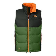 north face off the grid vest