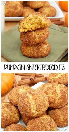 Pumpkin Cookie Recipe, Pumpkin Chocolate Chip Cookies, Pumpkin Recipes, Pumpkin Coffee Cakes, Pumpkin Dessert, Poke Cake Recipes, Cookie Recipes, Dessert Recipes, Instant Pot Cake Recipe