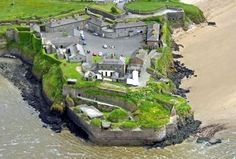Fort Duncannon, Co. Wexford, Yeh, I know another historical building but I love them. Places Worth Visiting, Places To Visit, Moving Overseas, Ireland Travel, Where To Go, Places Ive Been, The Incredibles, Mansions, Waterford Ireland