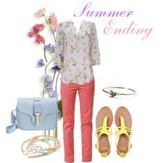 """Summer Ending"" by ulstblog on Polyvore"