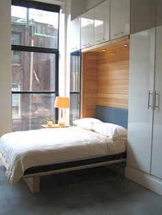 Creative murphy bed                                                                                                                                                                                 More