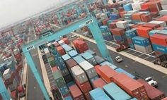 Cameroun: Ralentissement des activités d'Import-Export au port de Douala - 08/07/2014 - http://www.camerpost.com/cameroun-ralentissement-des-activites-dimport-export-au-port-de-douala-08072014/