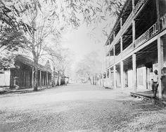 California History -- Amador County -- Volcano -- St. George Hotel (built 1867)