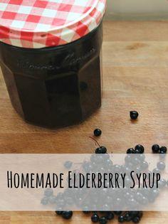 Homemade Elderberry