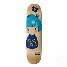 kokeshi board