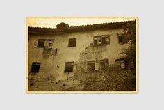 Old Building Along the River Chongqing City China David McBride Photography
