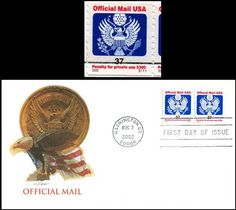 Scott Catalog # : O159 / Fleetwood First Day Cover. Has Plate Number Coil : #S111 Have description of the stamp subject printed on the back. IS IN MINT, UNADDRESSED CONDITION.