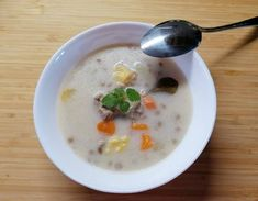 Pikáns lencseleves Cheeseburger Chowder, Soup, Soups