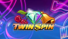 """Der skandinavische Spieleanbieter #NetEnt hat einen originellen Spielautomaten """"Twin Spin"""" im Stil der luxuriösen #Vegas-Slots hergestellt. Die Zahl der Spiellinien beeindruckt! Dieser online Spielautomat bietet dir 243 Gewinnlinien an. Noch eine innovative Funktion besteht darin, dass auf 2-3 Walzen dieselben Symbole erscheinen."""