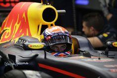 Max Verstappen Mexico-City Mexico 30-10-2016.