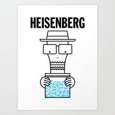 Breaking Milo Art Print by Secretly Swedish - $20.00