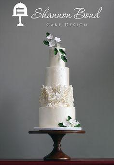 Shannon Bond Cake Design | Kansas City wedding and custom cakes