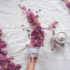 Charming Tea Time with Marina Malinovaya – Fubiz Media