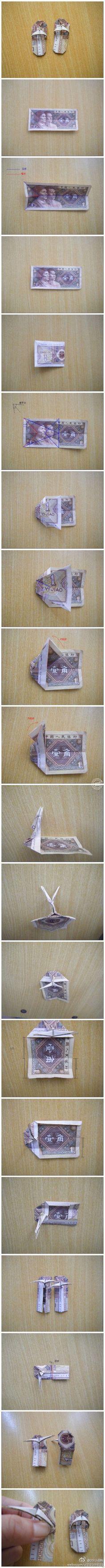 money flipflops
