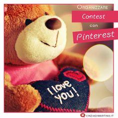 Come organizzare un contest su Pinterest