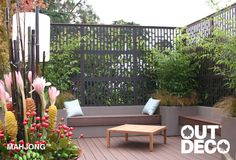 Out Deco Garden Screens
