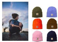 71b3c63ba9bf9 Carhartt Kids Baby Toddler Youth Acrylic Watch Hat Winter Beanie Knit Cap   fashion  clothing