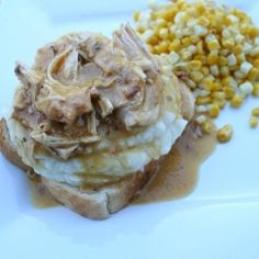 Slow Cooker Chicken and Gravy recipe