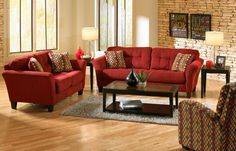 This Two Seat Loveseat Will Help You To Create Additional Seating Space In  Your Tailored Looking Living Room. The Size Of This Small Jackson Halle  Loveseat ...