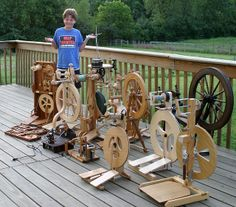 Choosing your first spinning wheel. This article is so informative and well-written. I had seen or heard most of these thoughts scattered all over the place, but to have them in a single coherent article is fantastic.
