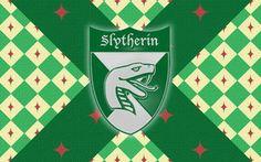 Slytherin wall by ibuki-san