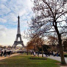 E quando bate aquela saudade de Paris?  Who would go to Paris now?