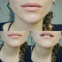 Dose Of Colors Liquid Lipstick - Bare With Me