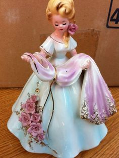 "Josef Originals ""THE TROUSSEAU"" Figurine - Romance Series"