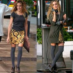 Carrie Bradshaw's Most Iconic Outfits Ever