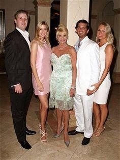 Donald Trump Jr And Vanessa Wedding