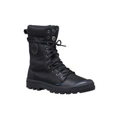 Men's Palladium Tactical Waterproof Zip Boot Black by Palladium Sock Shoes, Men's Shoes, Shoe Boots, Mens Boots Fashion, Sneakers Fashion, Palladium Boots Mens, Palladium Shoes, Best Shoes For Men, Shoe Deals