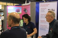 ZMDI were joined by partner Servoflo at this years Sensors Expo 2014